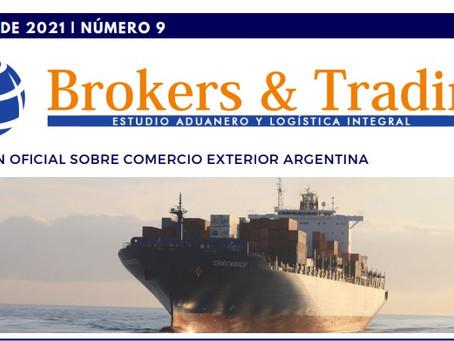 Boletín Nº 9 sobre Comercio Exterior - ARGENTINA