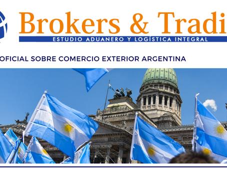 Boletín N°3 sobre Comercio Exterior - ARGENTINA