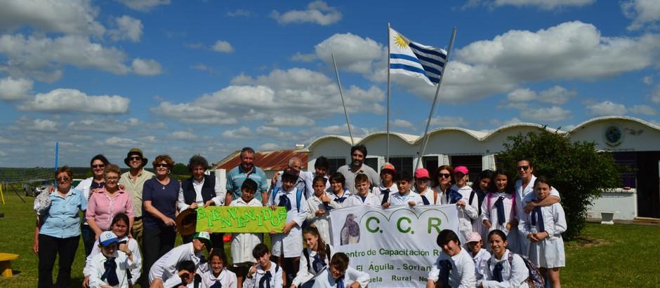 Se realizó una jornada con alumnos de Escuela Nº 7 de Mercedes