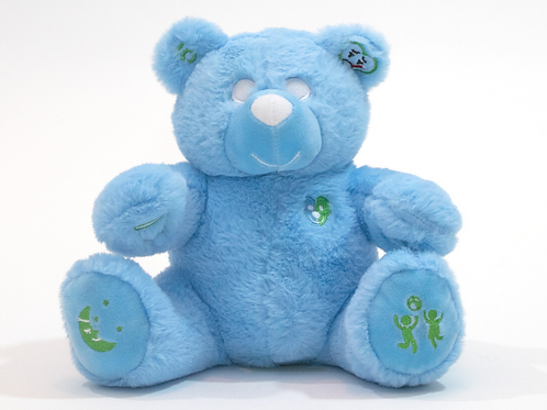 Auzy Bear for Non-Speaking Kids (English Only)