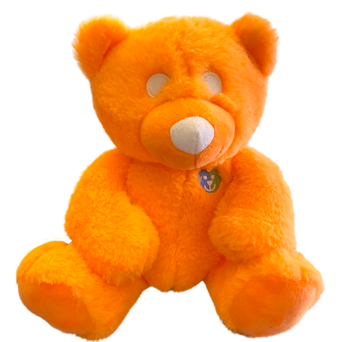 Ory Alphabets and Numbers Bear (Bilingual)