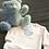 Thumbnail: Cubby Love Bear Logo-Graphic Pullover Sweatshirt