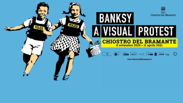 Impressioni su Banksy