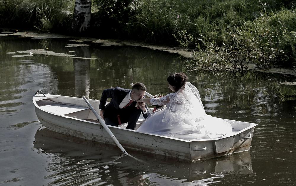 Baciamano di nozze (Kostroma – Russia, agosto 2017)