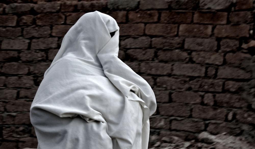 Donna di Melika (Melika – Algeria, novembre 2019)