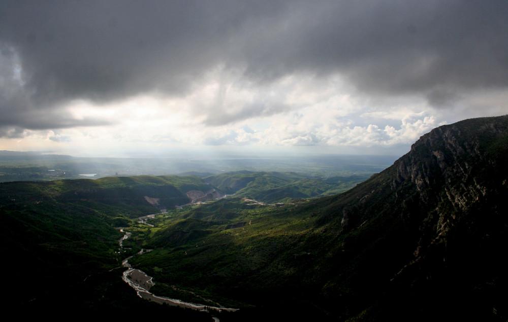 Dal monte Sarisalltik (presso Kruja – Albania, aprile-maggio 2019)