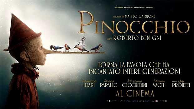 Ma Pinocchio dov'è?