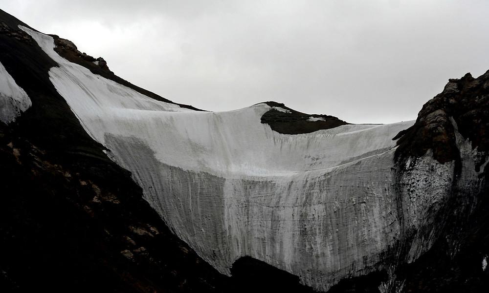 Ghiacciaio del Muzkol peak (6128 m.) (Tajikistan – Tajikistan e Kyrgyzstan, luglio/agosto 2018)