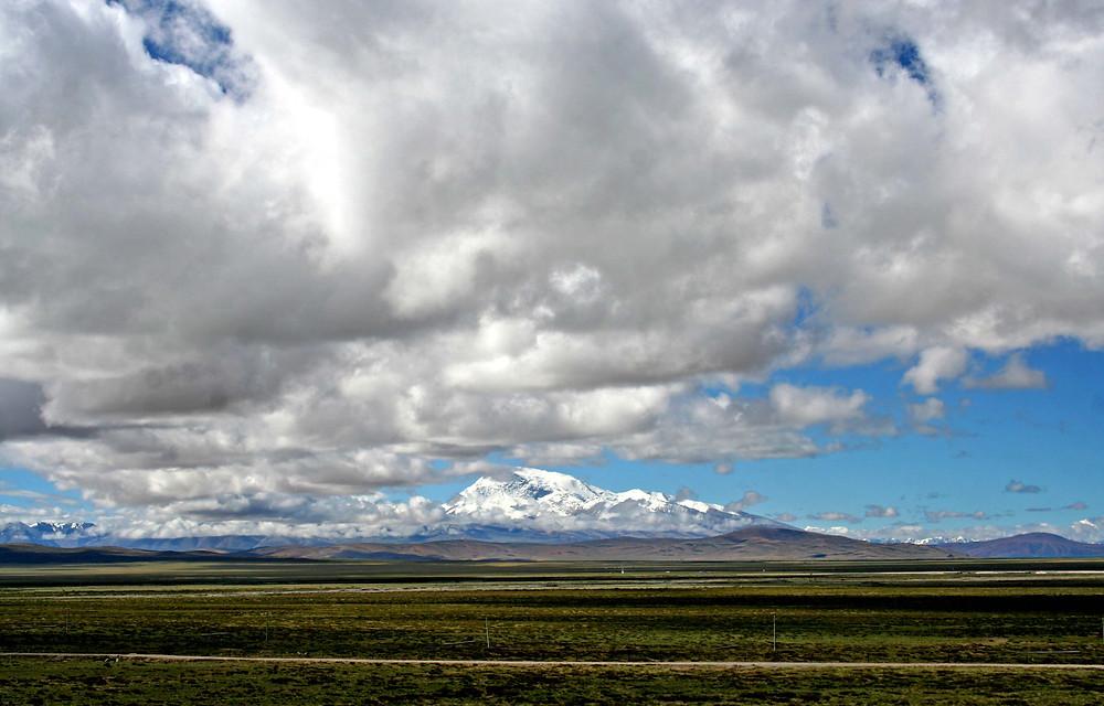 Nuvole lungo il cammino (Tibet – agosto 2019)
