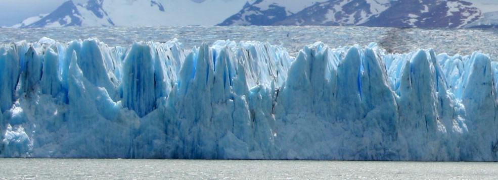 Ghiacciaio Upsala (Argentina – Patagonia e Terra del Fuoco, dicembre 2007 / gennaio 2008)
