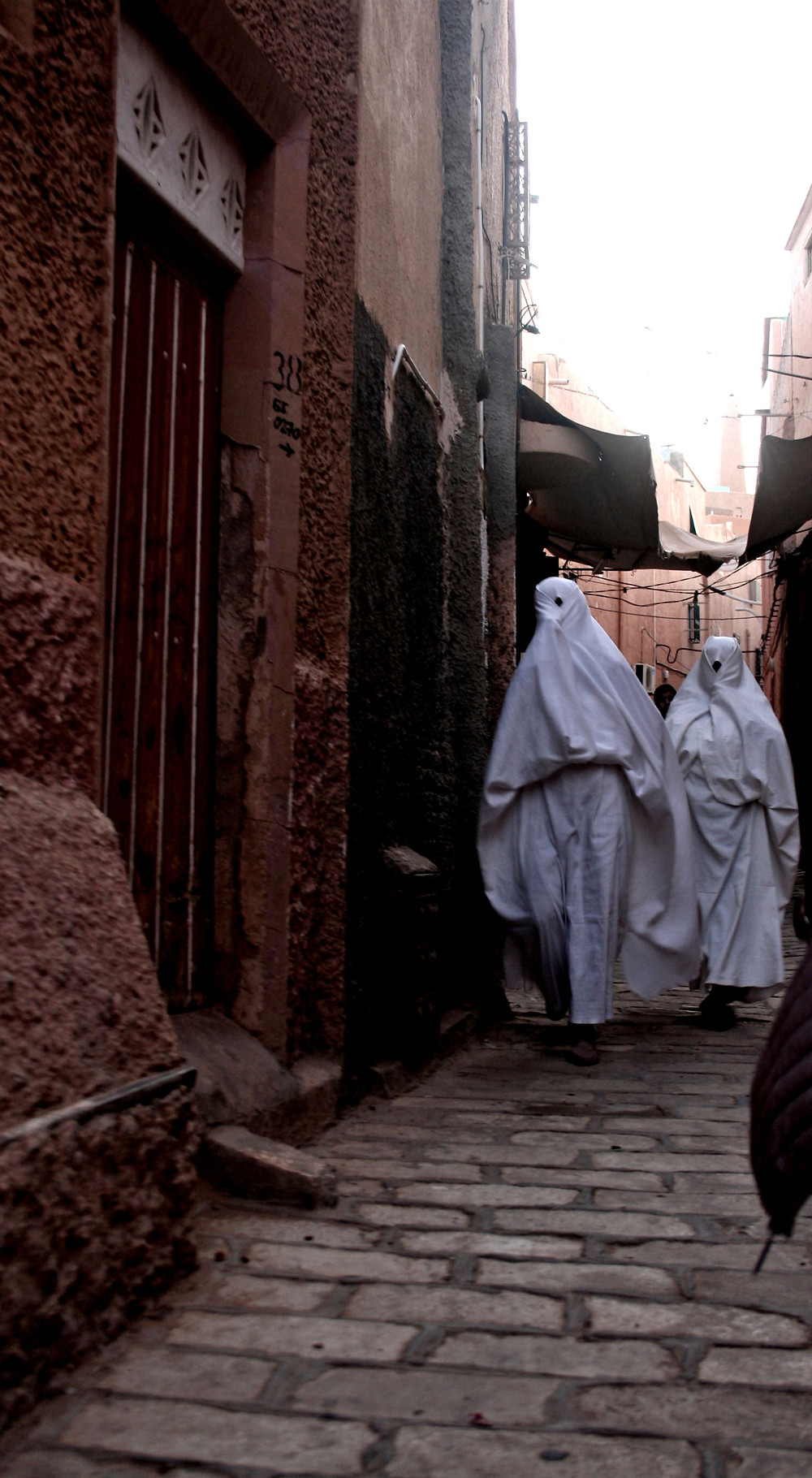 Donne di Beni Isguen (Beni Isguen – Algeria, novembre 2019)