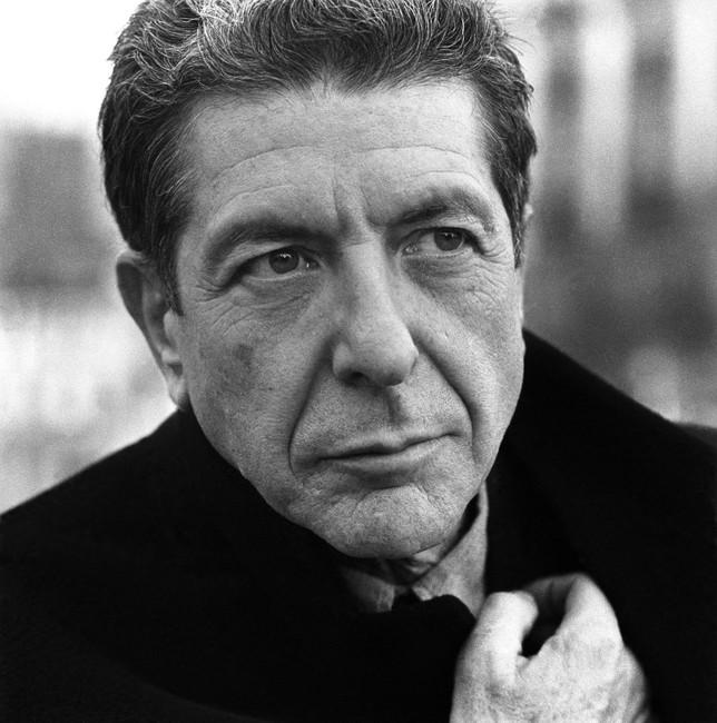 No, Leonard Cohen, no!