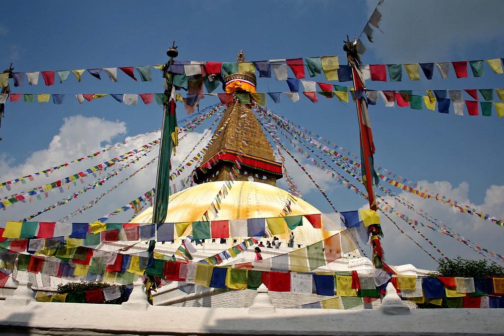 Boudhanath (Nepal, 2006)