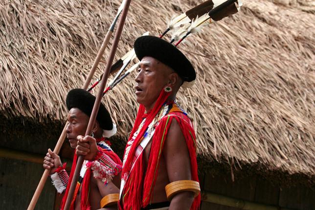 Nella terra dei Naga