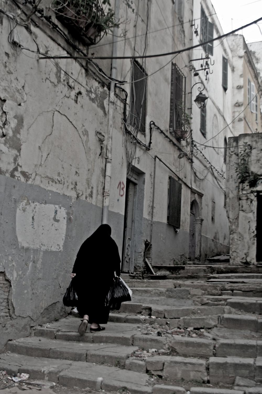 Nella casbah di Algeri (Algeri – Algeria, novembre 2019)