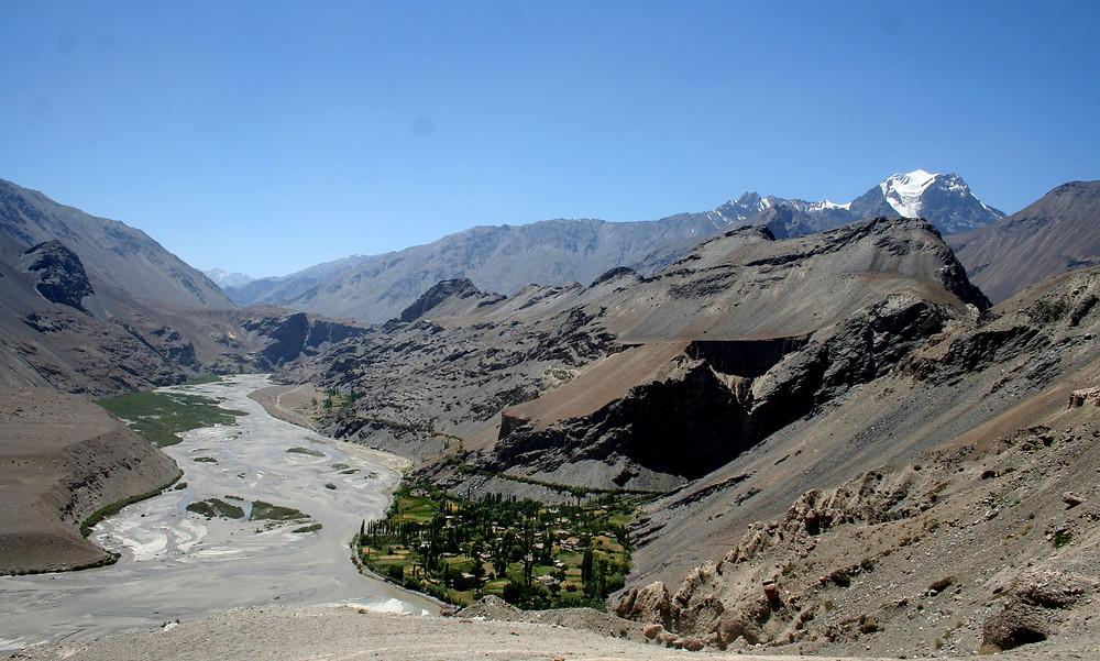 Uno scorcio Bartang valley (Tajikistan – Tajikistan e Kyrgyzstan, luglio/agosto 2018)