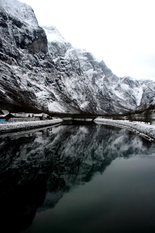 (Gudvangen, Norvegia – gennaio 2018)