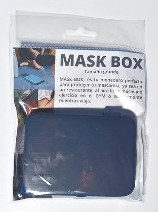 Caixa de silicona per a mascareta