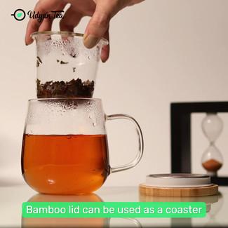 Vogue Tea Infuser Mug