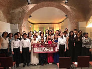IYC Concert at Mozart House, Vienna