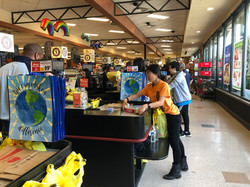 Bagging for Tips at Shoprite