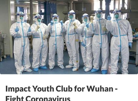 Help Wuhan Fight Against Coronavirus!