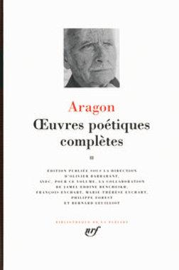 Œuvres poétiques complètes T. II