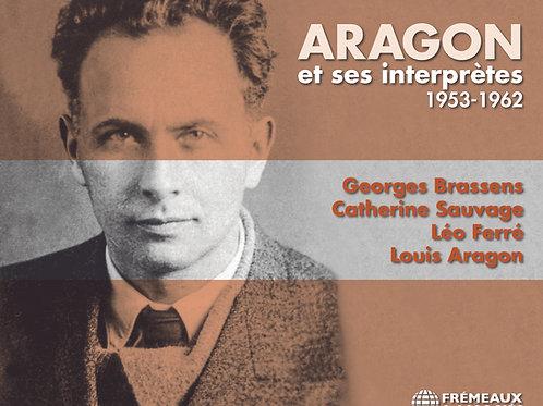 Coffret CD - Aragon et ses interprètes (1953-1962)