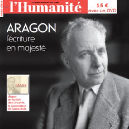 L'Humanité hors-série - Aragon l'écriture en majesté
