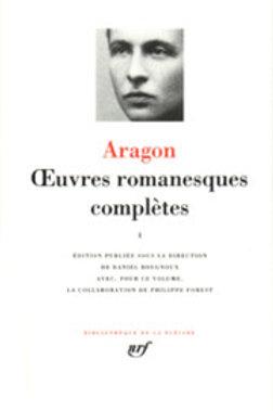 Œuvres romanesques complètes T. I