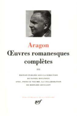 Œuvres romanesques complètes T. III