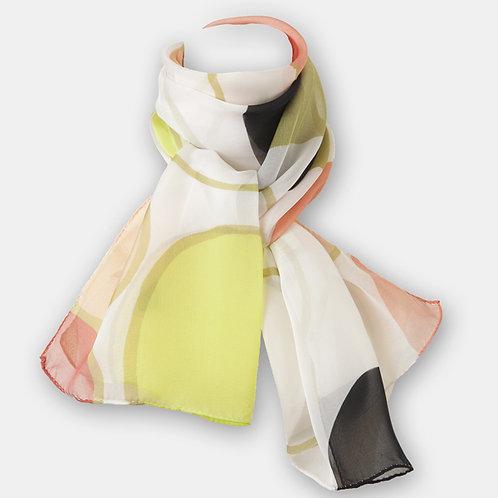 Echarpe de soie Ronds - Sonia Delaunay