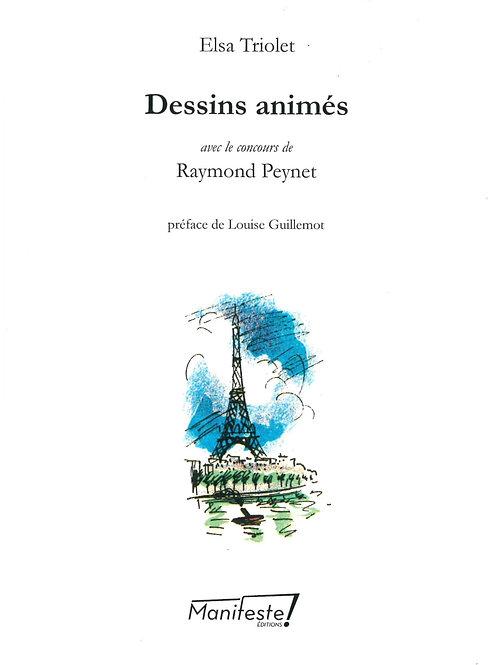 Dessins animés - Elsa Triolet et Raymond Peynet