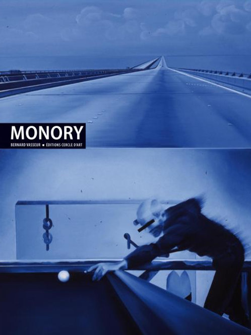 Monory - Monographie et estampe