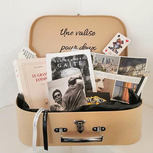 Valise cadeau - Une valise pour deux