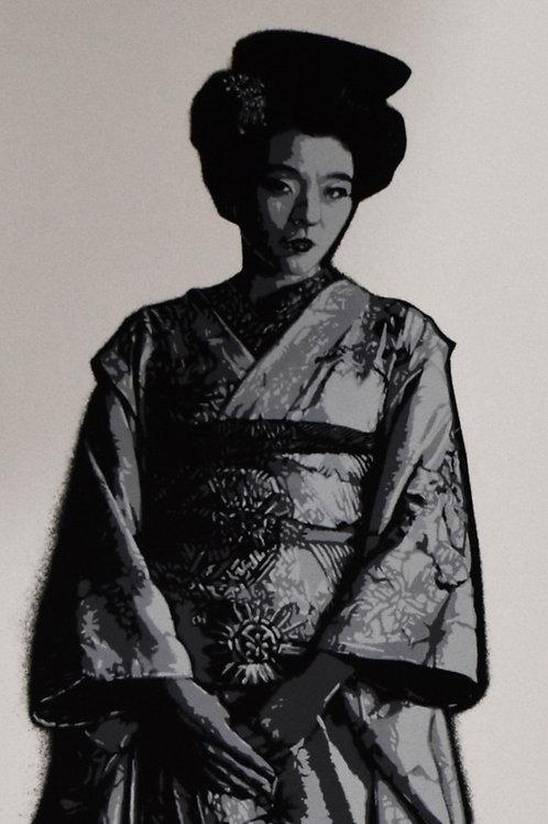 Geisha - Jef Aérosol