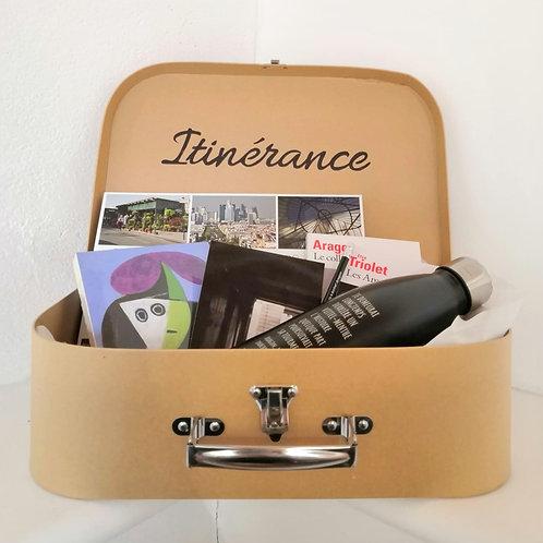 Valise cadeau - Itinérance