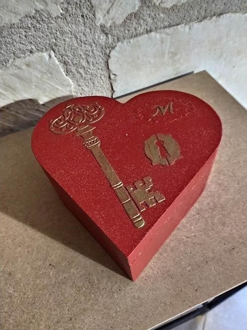Boîte coeur