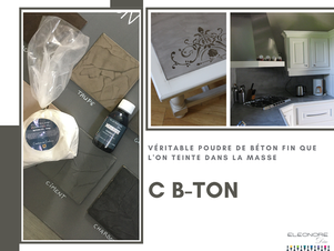 Stage Béton Ciré