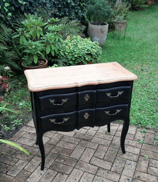 Belle commode relookée