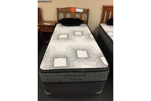 Bed -Snoozer Single Bedset