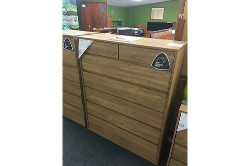 Moda 7 Drawer Tallboy