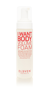 I Want Body- Volume Foam