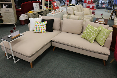 Strads Marco 2 Seater with Chaise