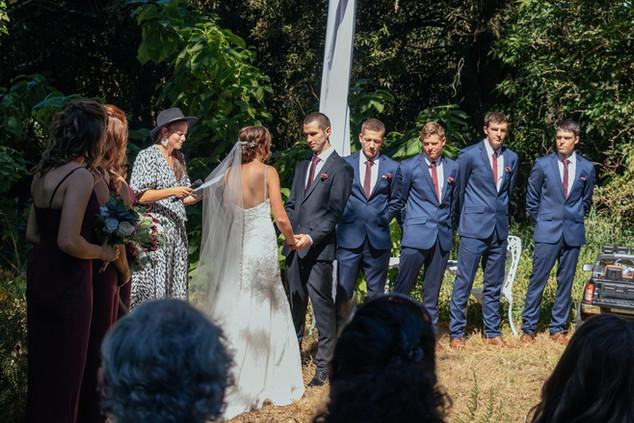 Sarah Reichardt Marriage Celebrant