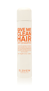 Give Me Clean Hair- Dry Shampoo