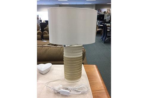 Lamp Oval Cream