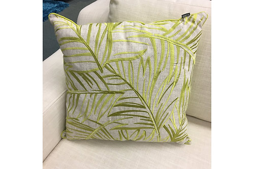 Tahi Chartreuse Cushion
