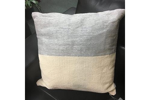 Flash Silver Cushion
