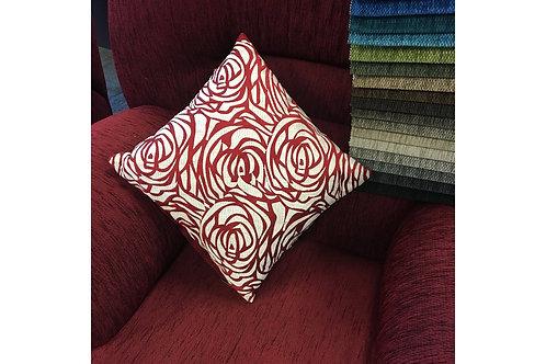 Furcushrd Rose Cushion